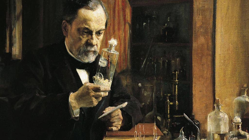 The Wine Business – Let's Keep it Real - Louis Pasteur