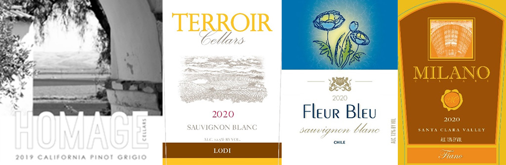 WineShop At Home wine labels
