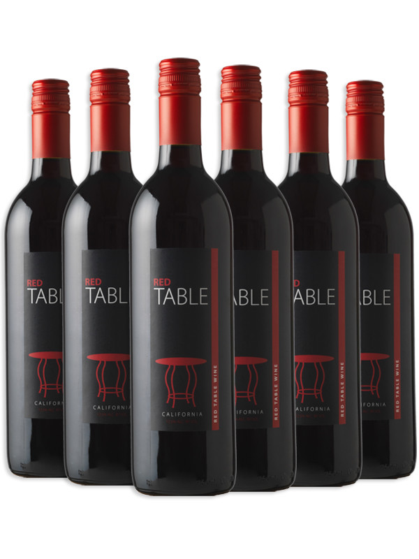 Table Red Wine Half-Case