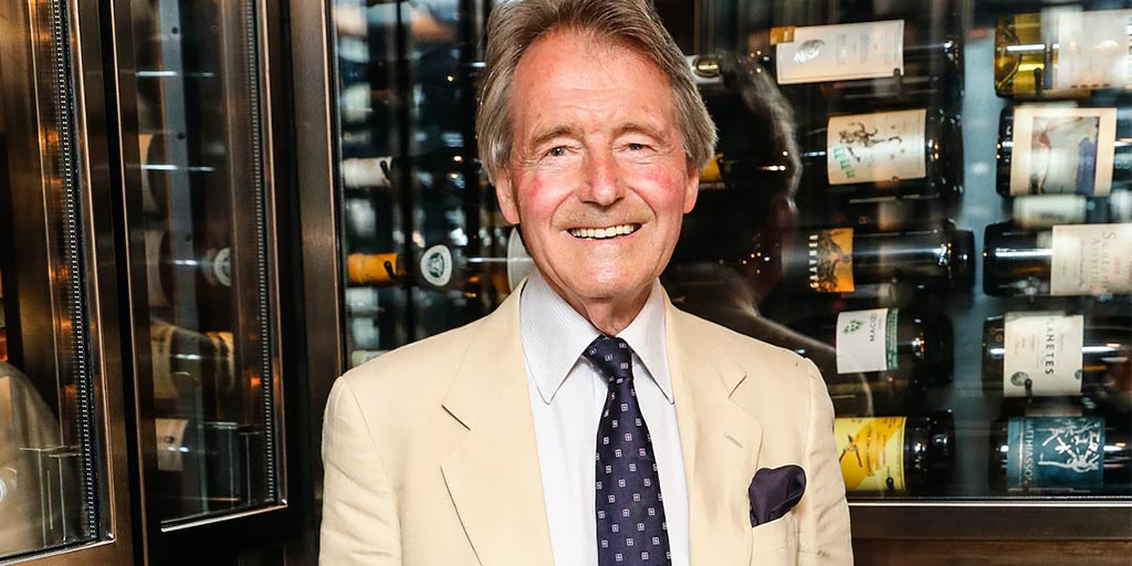 Wine merchant Steven Spurrier will be remembered most for organizing the 1976 Paris Tasting, but he was a dedicated educator as well.