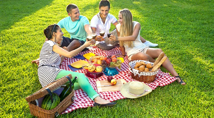 Pack Up Summer Fun with a Picnic
