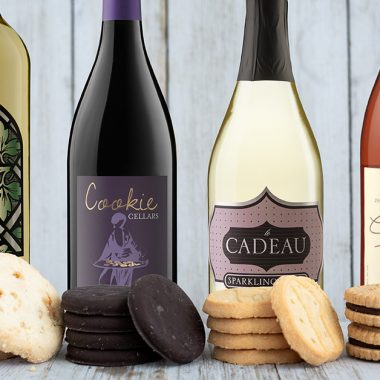 Wines with Girl Scout Cookies