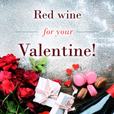 Red Wine for Your Valentine