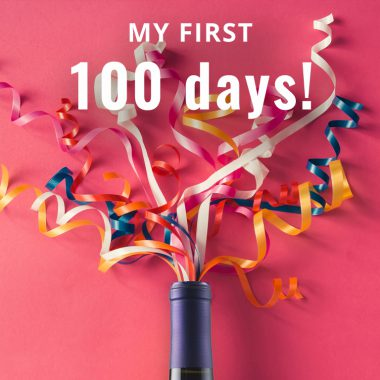 Hitting My 100th Day!