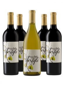 Personalized Wine: 4 Cab, 4 Merlot and 4 Chard - WineShop At Home