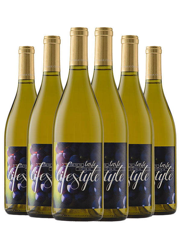 Case of Personalized Chardonnay - WineShop At Home perfect for those who love a fine Chardonnay. Customize our Talmage wines with your own special message