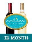 Wine Club Select 2-Bottle Pre-Paid 12 Month Membership Red/White - WineShop At Home