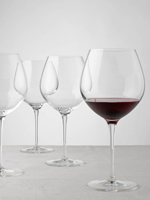 "Artisan 5 Star ""The Bistro"" Stem (Set of 4) - WineShop At Home stemware for the high-style yet casual table"