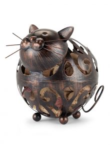 Purr Cat Cork Holder – WineShop At Home cat cork holder