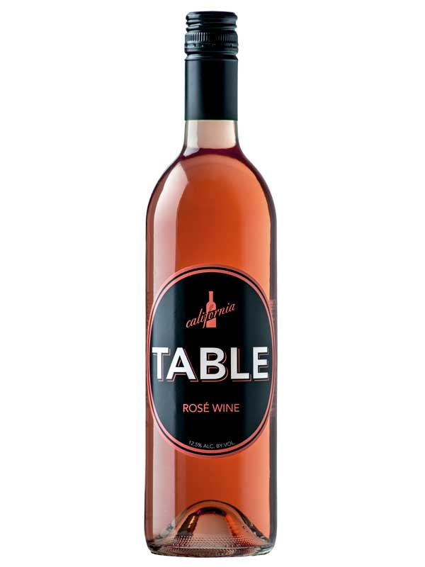 Table Rosé Wine