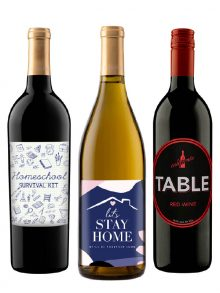 Home is Where the Wine is Trio