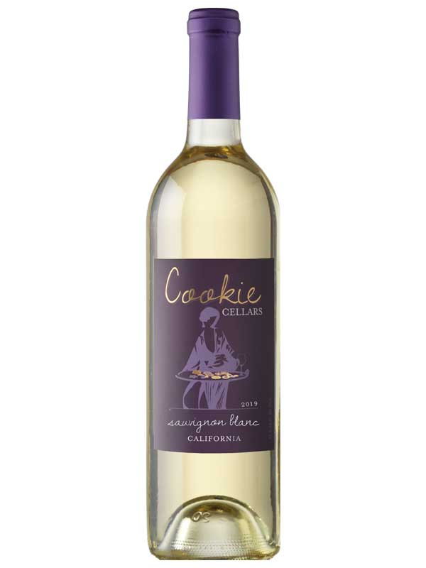 Cookie Cellars 2019 California Sauvignon Blanc