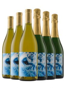 Mixed Case of Custom Talmage: Chardonnay and Sparkling