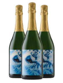 Trio of Custom Talmage Sparkling